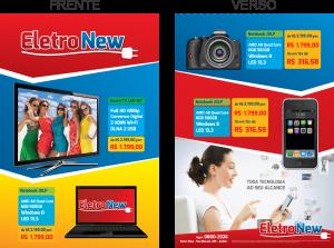 Folder Frente Verso l Gráfica Cores