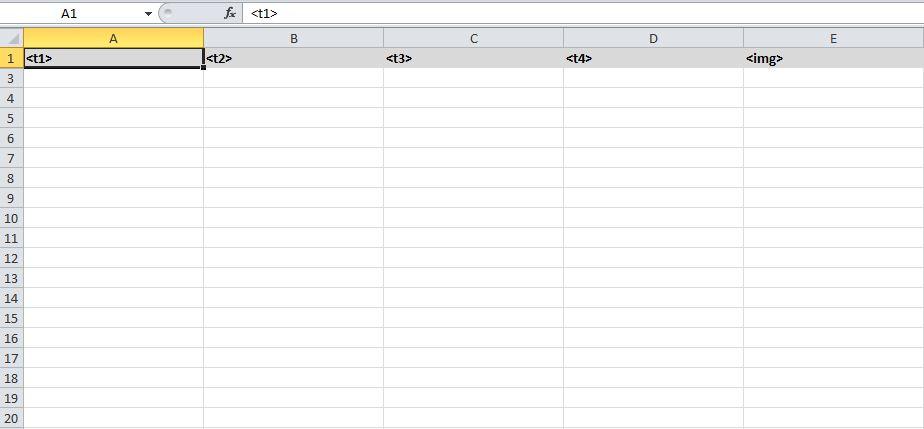 Documento Excel l Gráfica Cores